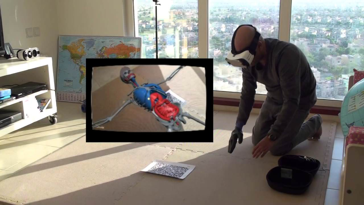 VR in medical training