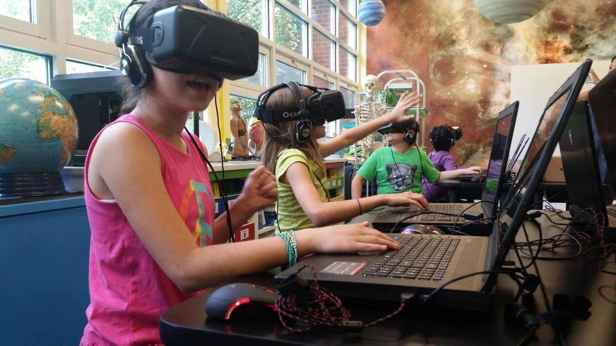 Special education in VR