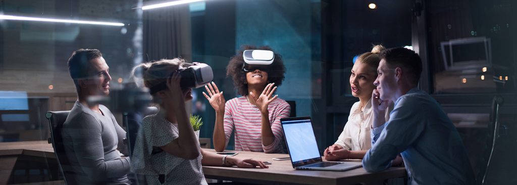 An HR job of the future is also VR Immersion Counselor