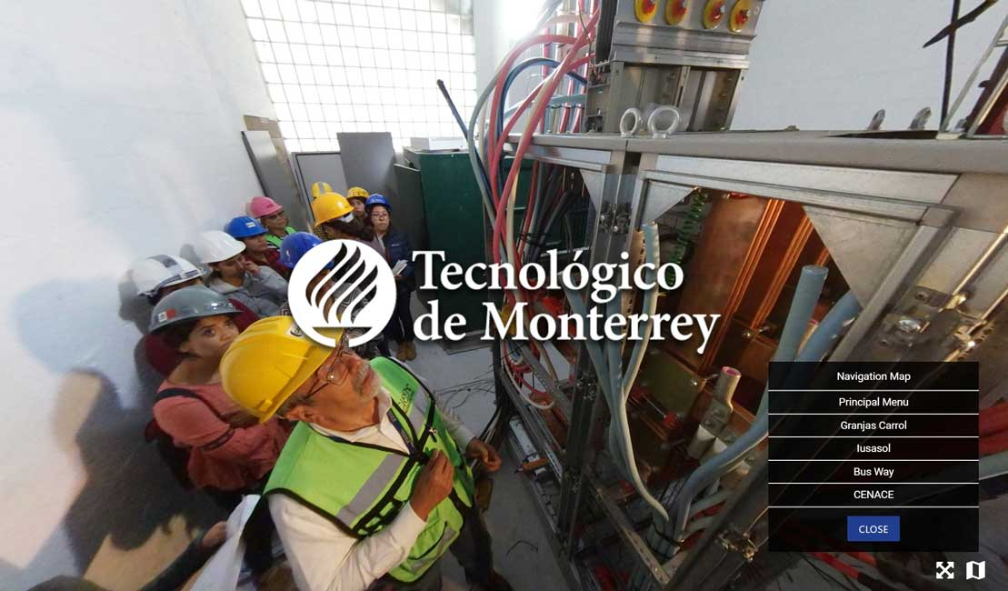 Viar360 case study example by Monterrey Institute of Technology and Higher Education