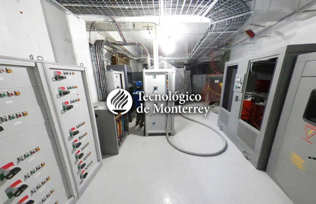 Monterrey Institute of Technology Viar360 Example