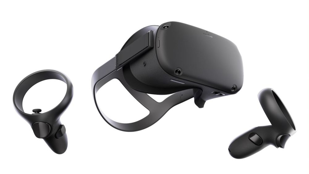 Oculus Quest Product Photo