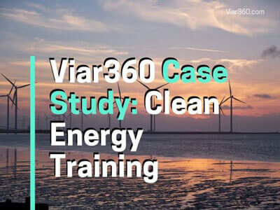 Viar360 VR training case study
