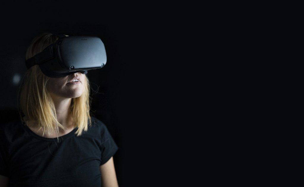 virtual reality, women, women in technology