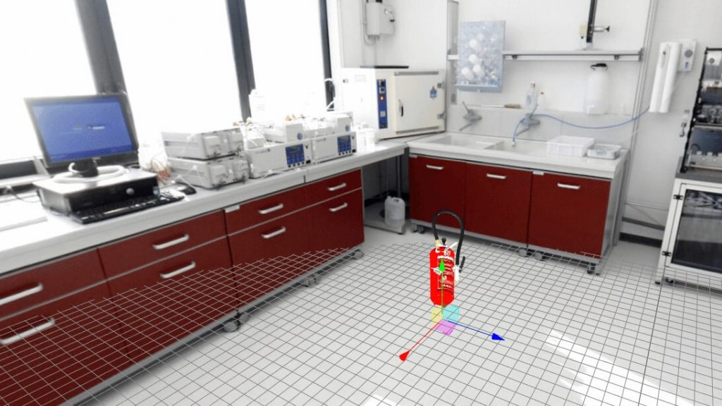 Using 3D models in Viar360